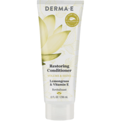 DERMA E Natural Bodycare Volume Shine Restoring Condition 8 floz D63202