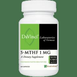 DaVinci Labs 5 MTHF 1 mg 60 caps D03324