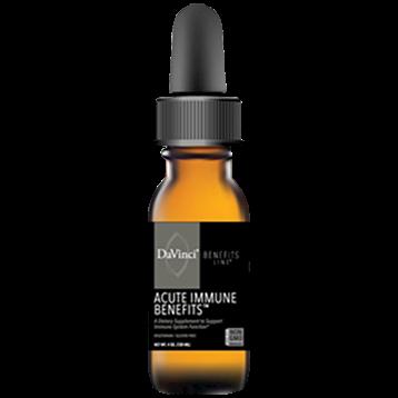 DaVinci Labs Acute Immune Benefits 4 fl oz DV1497