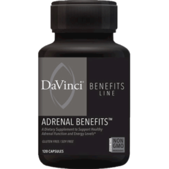 DaVinci Labs Adrenal Benefits 120 caps DV5502