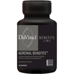 DaVinci Labs Adrenal Benefits 60 caps DV5496