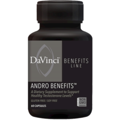 DaVinci Labs Andro Benefitstrade 60 vegcaps D11831