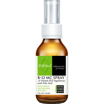 DaVinci Labs B 12 MC Spray 1 fl oz B12MC