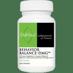DaVinci Labs Behavior Balance DMG™ 120 vegcaps BEHA1