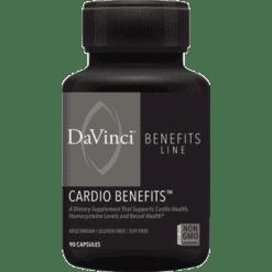 DaVinci Labs Cardio Benefits 90 caps DV5465