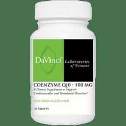 DaVinci Labs CoEnzyme Q10 100 mg 30 tabs CO151