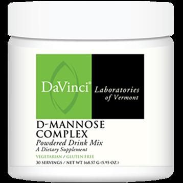 DaVinci Labs D Mannose Complex 5.95 oz DMAN3