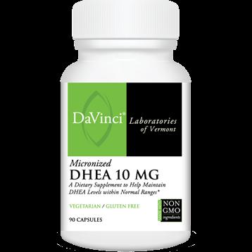 DaVinci Labs DHEA 10 mg 90 vcaps DHEA10