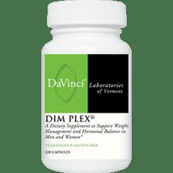 DaVinci Labs DIM Plex 120 vegetarian capsules DIM12