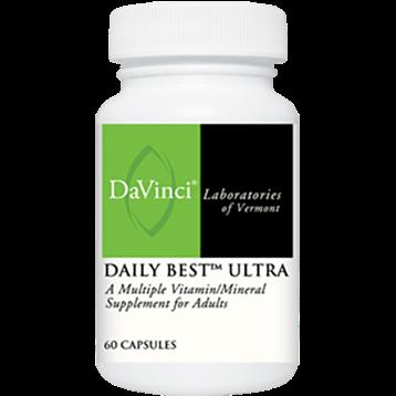 DaVinci Labs Daily Best™ Ultra 60 caps D20097