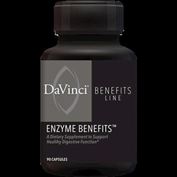 DaVinci Labs Enzyme Benefits 90 caps DV7629