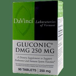 DaVinci Labs Gluconic® DMG 250 mg 90 chew GL189