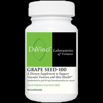 DaVinci Labs Grape Seed 100 100 mg 90 vegcap GRA45