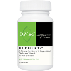 DaVinci Labs Hair Effects™ 90 vcaps HAIR4