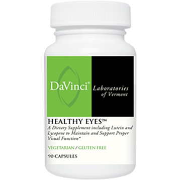 DaVinci Labs Healthy Eyes™ 90 vcaps HEA37