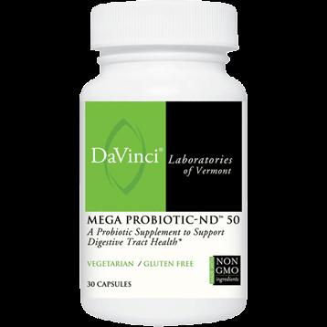 DaVinci Labs Mega Probiotic ND 50 30 caps D92933