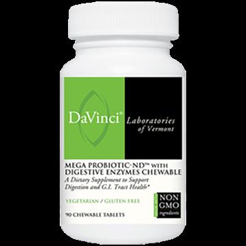 DaVinci Labs Mega Probiotic ND 90 tabs D04055