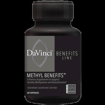DaVinci Labs Methyl Benefits 60 caps DV5526