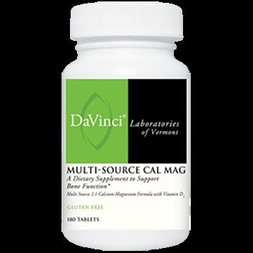 DaVinci Labs Multi Source Cal Mag 180 tabs MU118