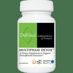 DaVinci Labs Multiphase Detox 90 caps D00330