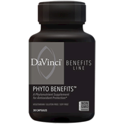 DaVinci Labs Phyto Benefits 30 caps D04970