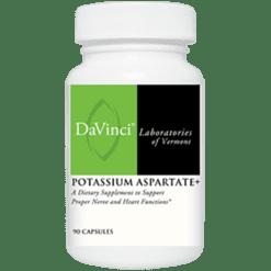 DaVinci Labs Potassium Aspartate 90 caps POT24