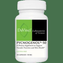 DaVinci Labs Pycnogenol® 50 mg 30 caps PYC20