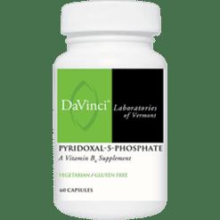DaVinci Labs Pyridoxal 5 Phosphate 60 vcaps PYR16