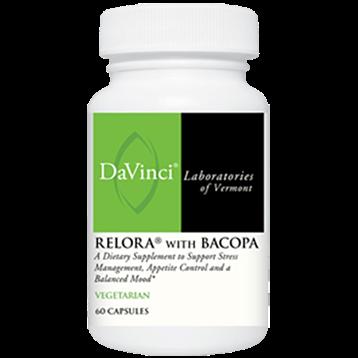 DaVinci Labs Relorareg with Bacopa 60 vegcaps RELO5