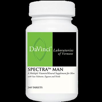 DaVinci Labs Spectra™ Man 240 tabs SPE37
