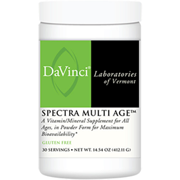 DaVinci Labs Spectra Multi Age 30 servings SMA30