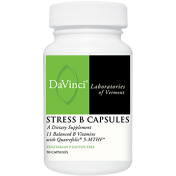 DaVinci Labs Stress B 90 caps STR19
