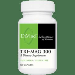DaVinci Labs Tri Mag 300 120 vcaps TMAG1