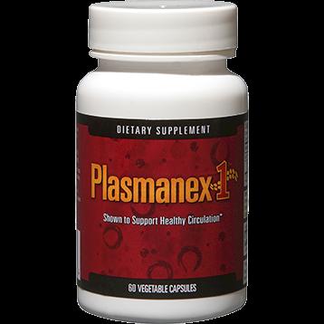Daiwa Health Development Plasmanex1 125 mg 60 vegcaps PNX60