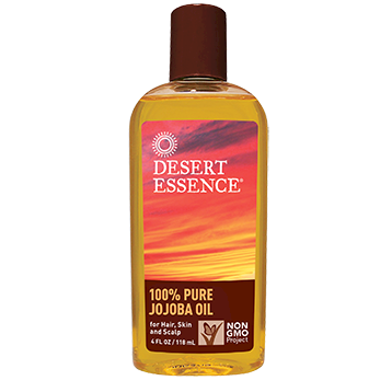 Desert Essence 100 Pure Jojoba Oil 4 fl oz D22007