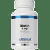 Desert Essence Biotin 8 mg 120 vegcaps D77613
