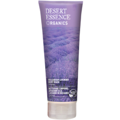 Desert Essence Bulgarian Lavender Body Wash 8 fl oz D37340