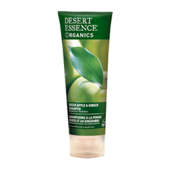 Desert Essence Green Apple Ginger Thickening Shampoo 8 fl oz D33700
