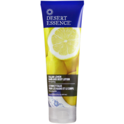 Desert Essence Italian Lemon Hand amp Body Lotion 8 fl oz D37753