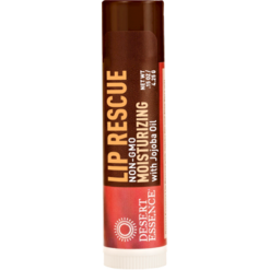 Desert Essence Jojoba Lip Rescue .15 oz D20420