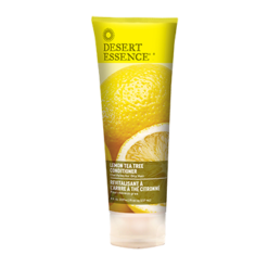 Desert Essence Lemon Tea Tree Conditioner 8 oz D37104