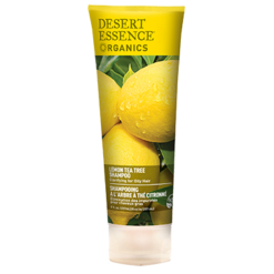 Desert Essence Lemon Tea Tree Shampoo 8 oz D37098