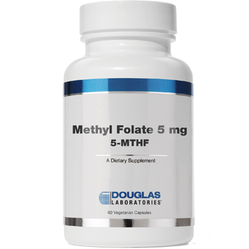 Desert Essence Methyl Folate 5 mg 60 vegcaps D77644