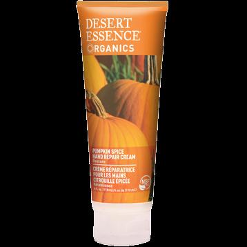 Desert Essence Pumpkin Spice Hand Repair Cream 4 fl oz D37715