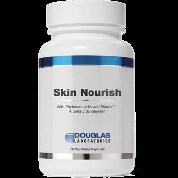 Desert Essence Skin Nourish 30 vegcaps D77729