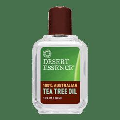 Desert Essence Tea Tree Oil 100 Australian 1 fl oz D00017