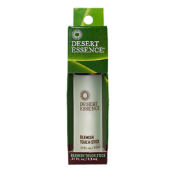 Desert Essence Tea Tree Oil Blemish Touch Stick 0.31 oz D20697