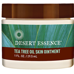 Desert Essence Tea Tree Oil Skin Ointment 1 fl oz D00031