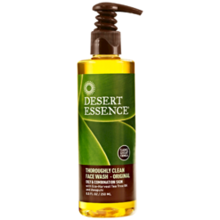 Desert Essence Thoroughly Clean Face Wash 8.5 oz D20161