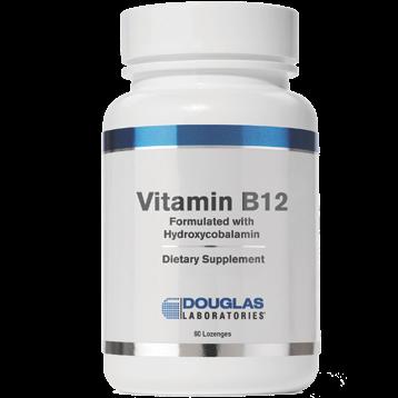 Desert Essence Vitamin B12 w Hydroxycobalamin 60 loz D77941